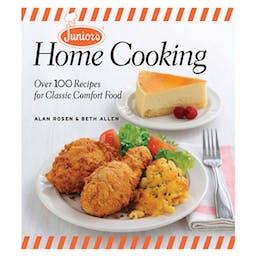 Junior's Home Cooking Cookbook