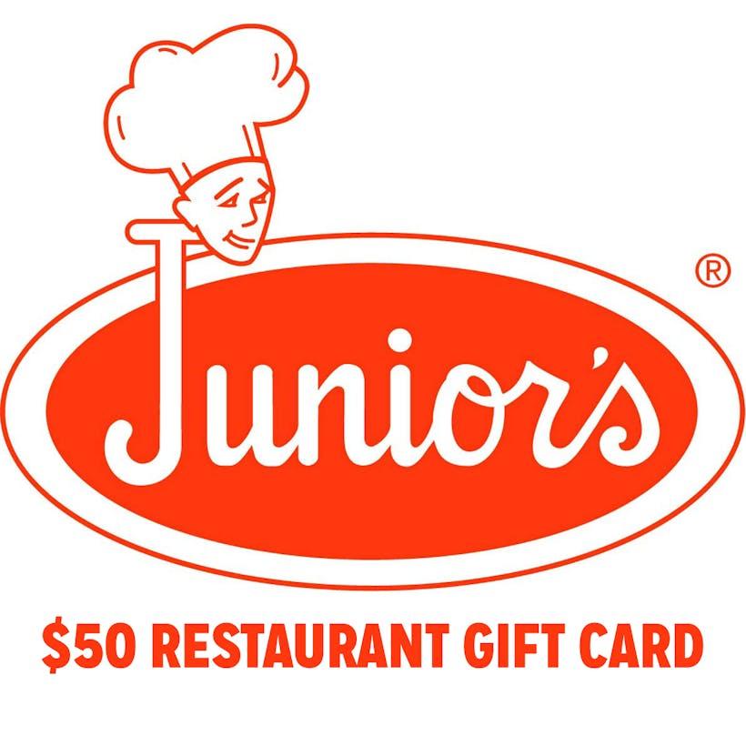 $50 Restaurant Gift Card