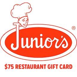 $75 Restaurant Gift Card