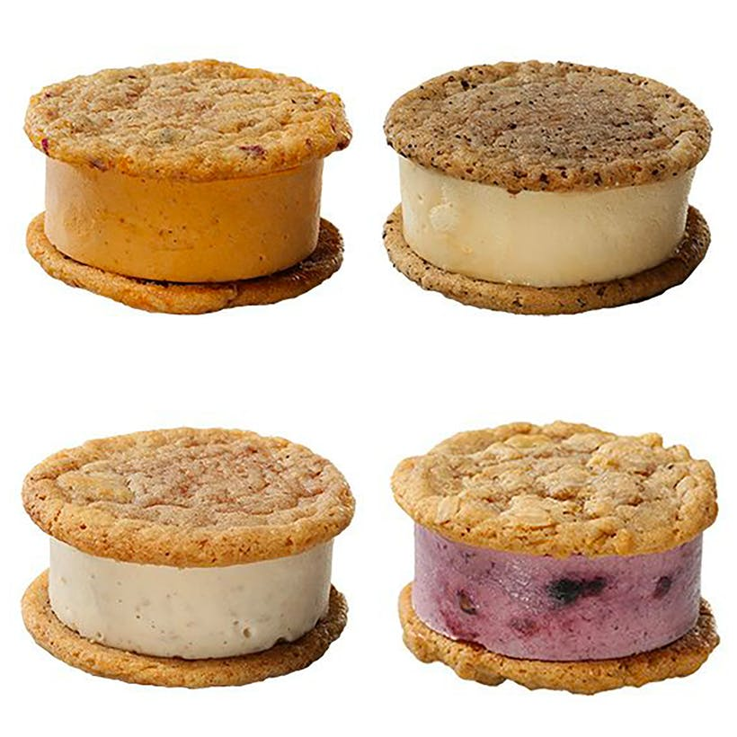Fall Collection Ice Cream Sandwiches - 16 Pack