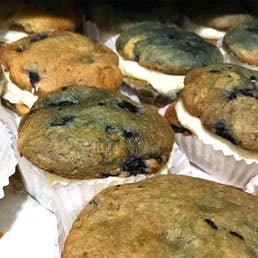 Blueberry Whoopie Pies - 6 Pack
