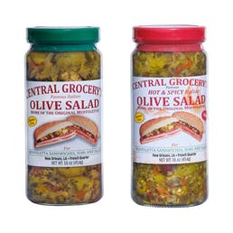 Choose Your Own Muffuletta Olive Salad - 2 Pints