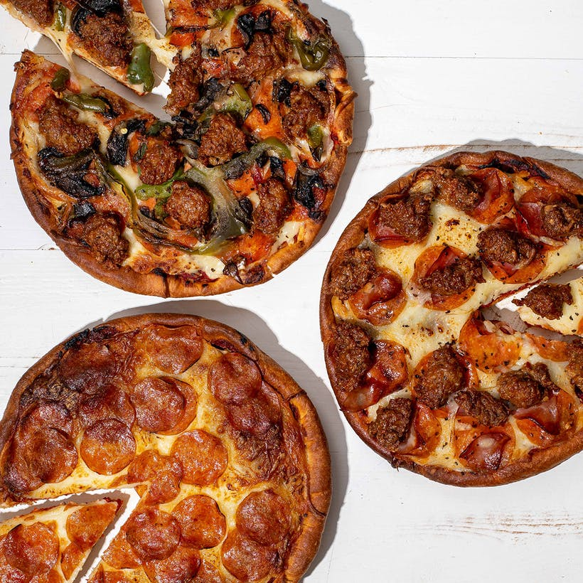 Panhandler's Colorado Pizza Sampler - 3 Pack
