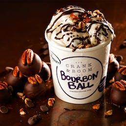 Bourbon Ball Ice Cream - 6 Pints