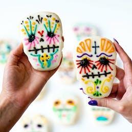 Dia De Los Muertos Cookies - 10 Pack