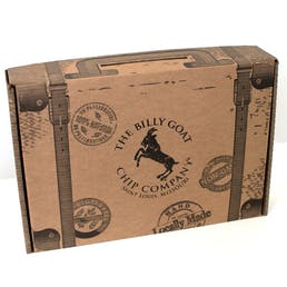Spicy Kicker Artisanal Potato Chips 3 Bag Gift Box