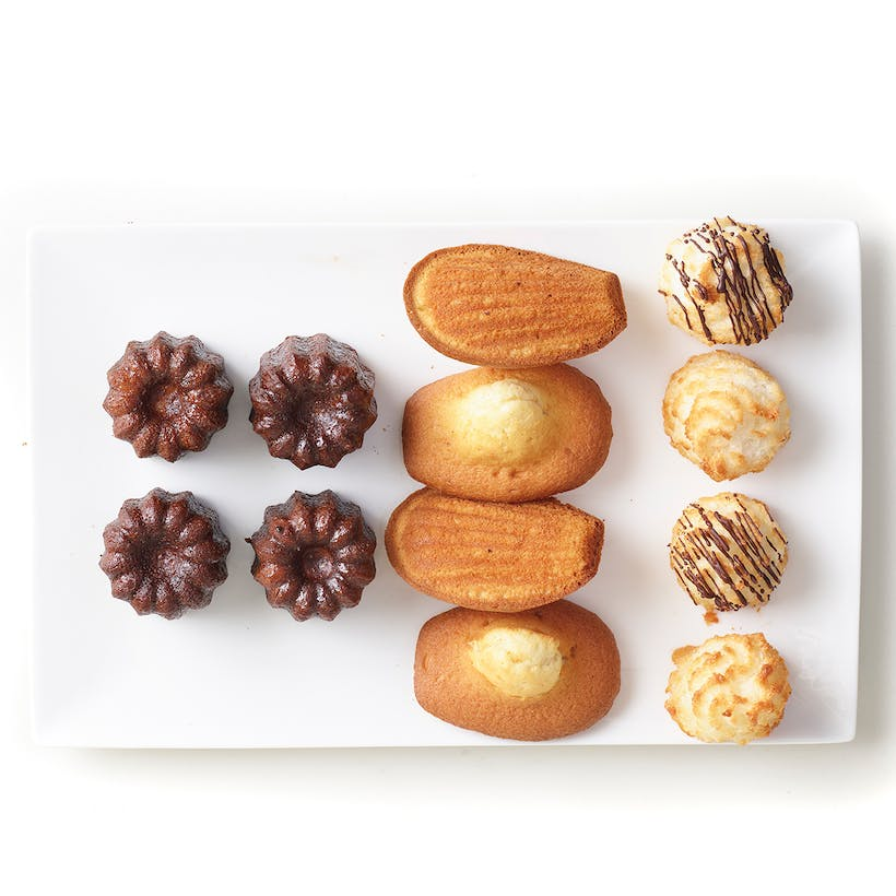 French Cookie Selection
