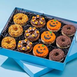 Halloween Donut Krispies - 12 Pack