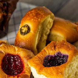 Assorted Sweet & Meat Kolaches - 24 Pack