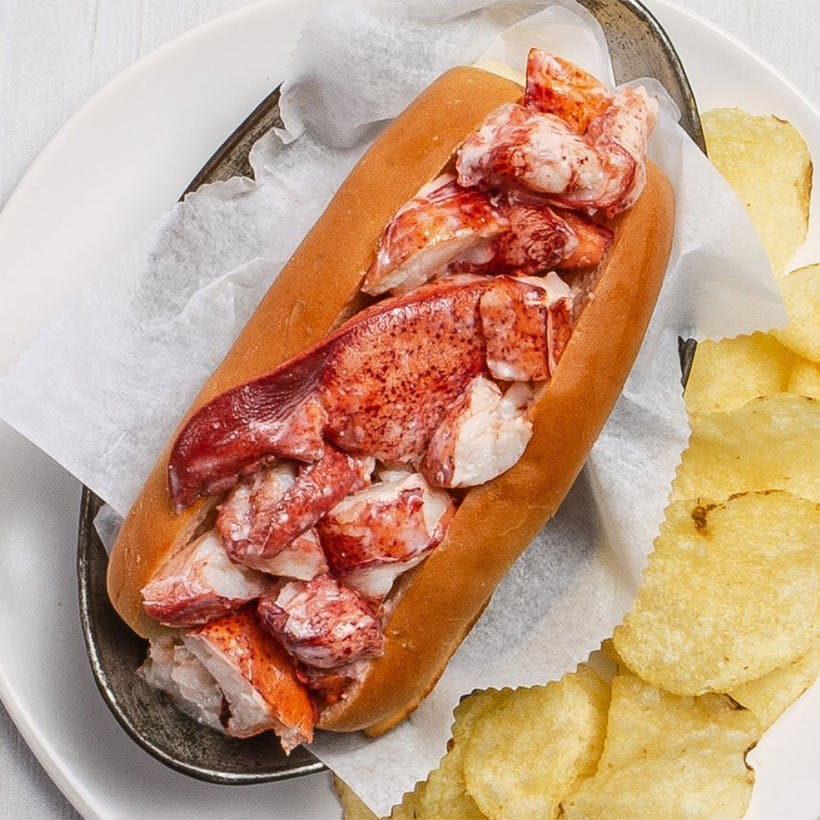 Maine Lobster Roll Kit for 6
