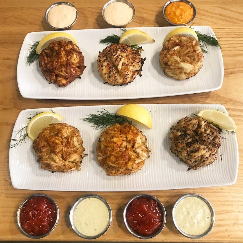 Crab Cake Sampler - 6 Pack
