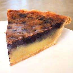 Blueberry Pancake Pie