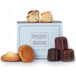 French Cookie Trio Box