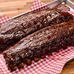 BBQ Baby Back Ribs - 4 Racks
