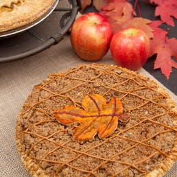 Food Network Winning Caramel Apple Pie