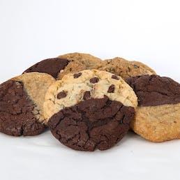 Twofer Cookies Basket - 24 Pack