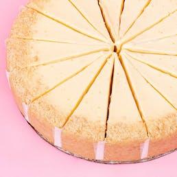 """New York Cheesecake Deluxe - 9"""""""