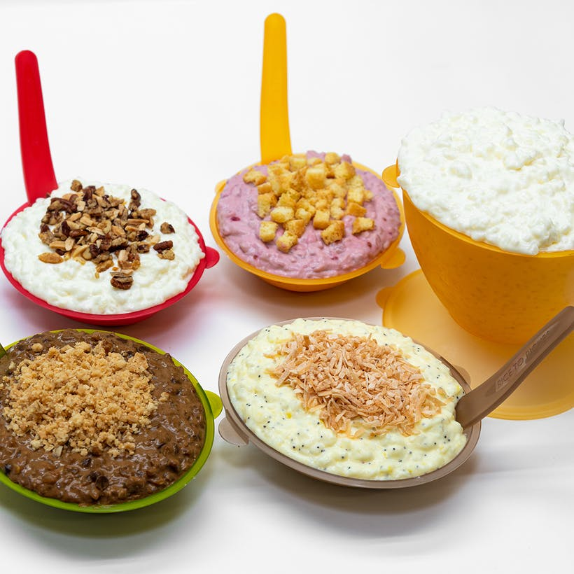 1 Sumo + 4 Epic - Choose Your Own Rice Pudding