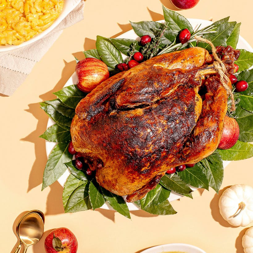 Cajun Spicy Deep Fried Turkey