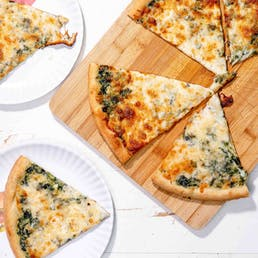 Famous Creamed Spinach Pizza - 2 Pack