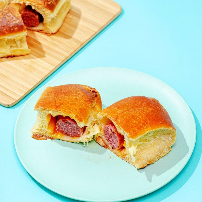 Sausage and  Cheese Kolaches - 12 Pack