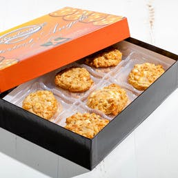 Apricot Angel Cookies