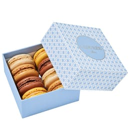 Canage Blue – Box of 8 Macarons