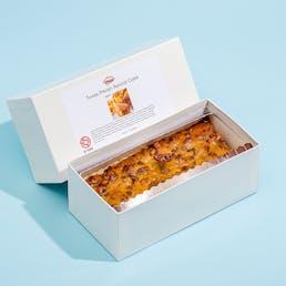 Texas Pecan Apricot Cake