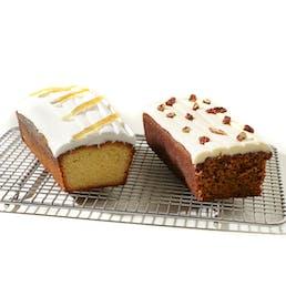 Seasonal Pound Cakes