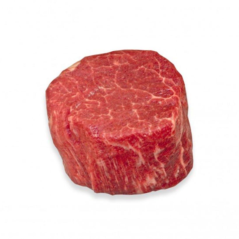 USDA Prime Black Angus Filet Mignon, Barrel Cut