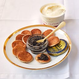 Caviar Set - 2 oz.