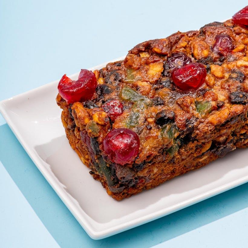 Cherished Walnut Loaf Cake