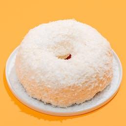 "White Chocolate Coconut ""Tom Cruise"" Bundt Cake"