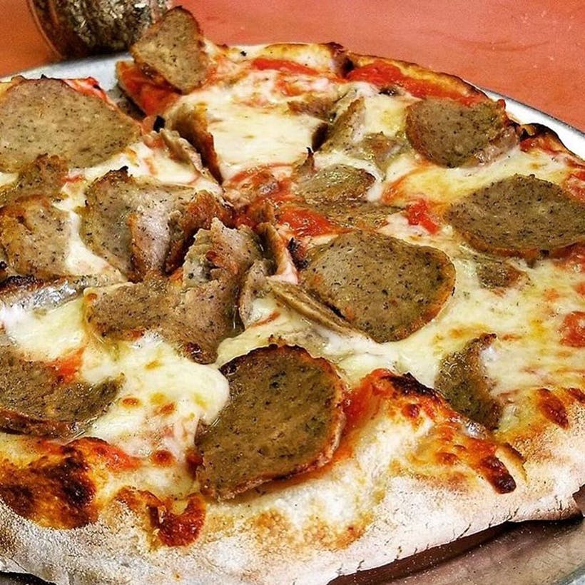 Meatball Pizza - 4 Pack
