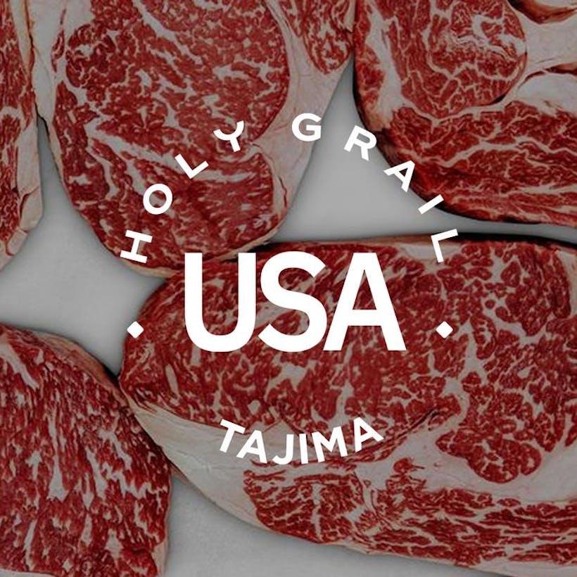 American Tajima Wagyu Ribeyes and Burgers