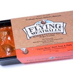 Beef, Pork & Veal Meatballs - 18 Pack