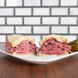 Corned Beef Sandwich Kit for 4