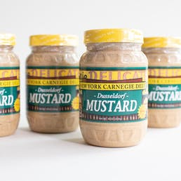 Carnegie Deli Mustard - 4 Pack