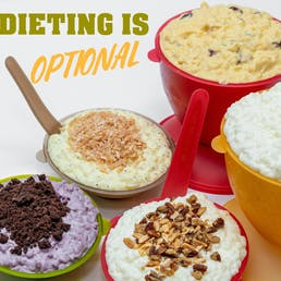 Combo $89 (1 Sumo + 1 Epic)  - Choose Your Own Rice Pudding Flavors