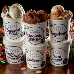 Holiday Ice Cream Collection - 6 Pints