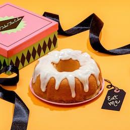 Oprah's Favorite Key Lime Bundt Cake
