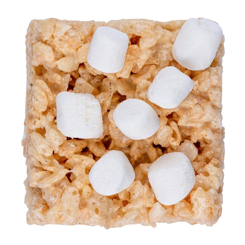 Vanilla Bean Crispies