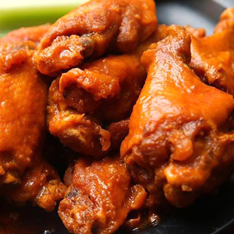 Hot Buffalo Wings - 50 Pack