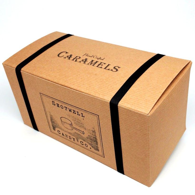 Shotwell Signature Caramels Gift Set - 6 Pack