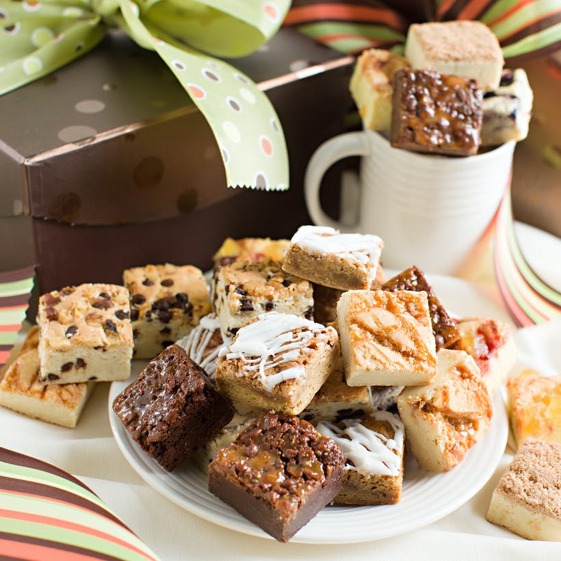 Breakfast Flavored Baby Brownies - 30 Pack