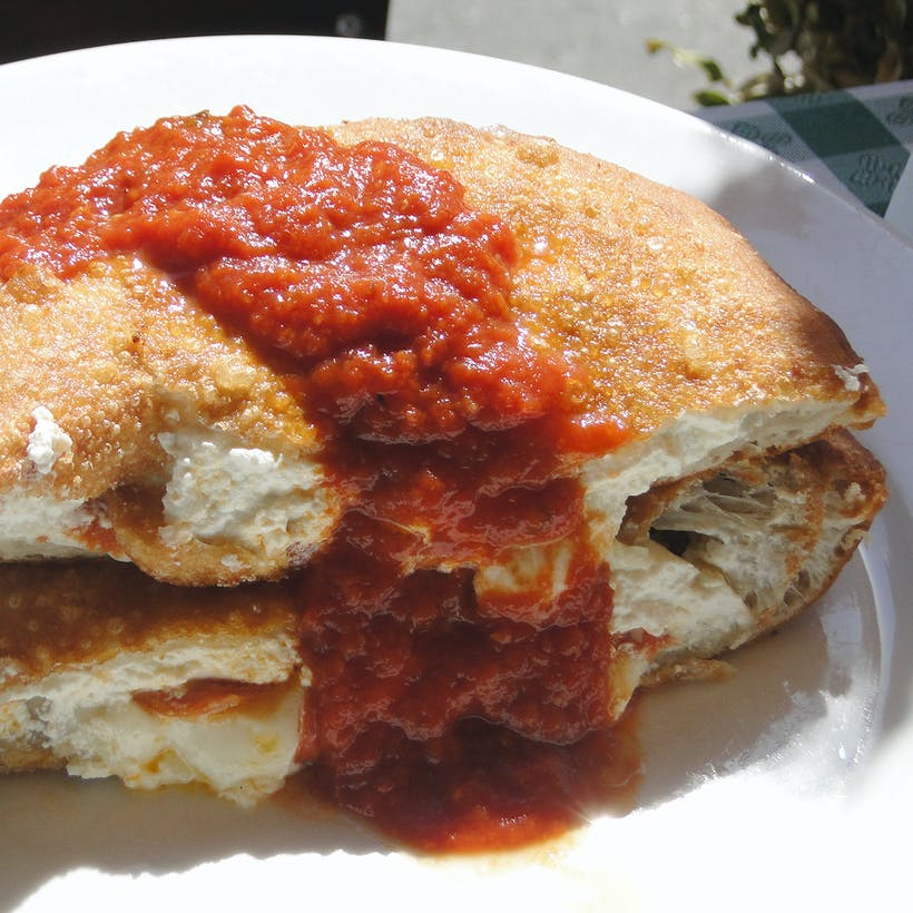GIANT Fried Calzone - 4 Pack