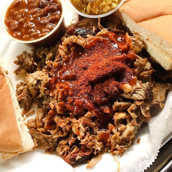 Memphis Pulled Pork Shoulder - 4 lbs.