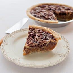 Autumn Harvest Pecan Pie