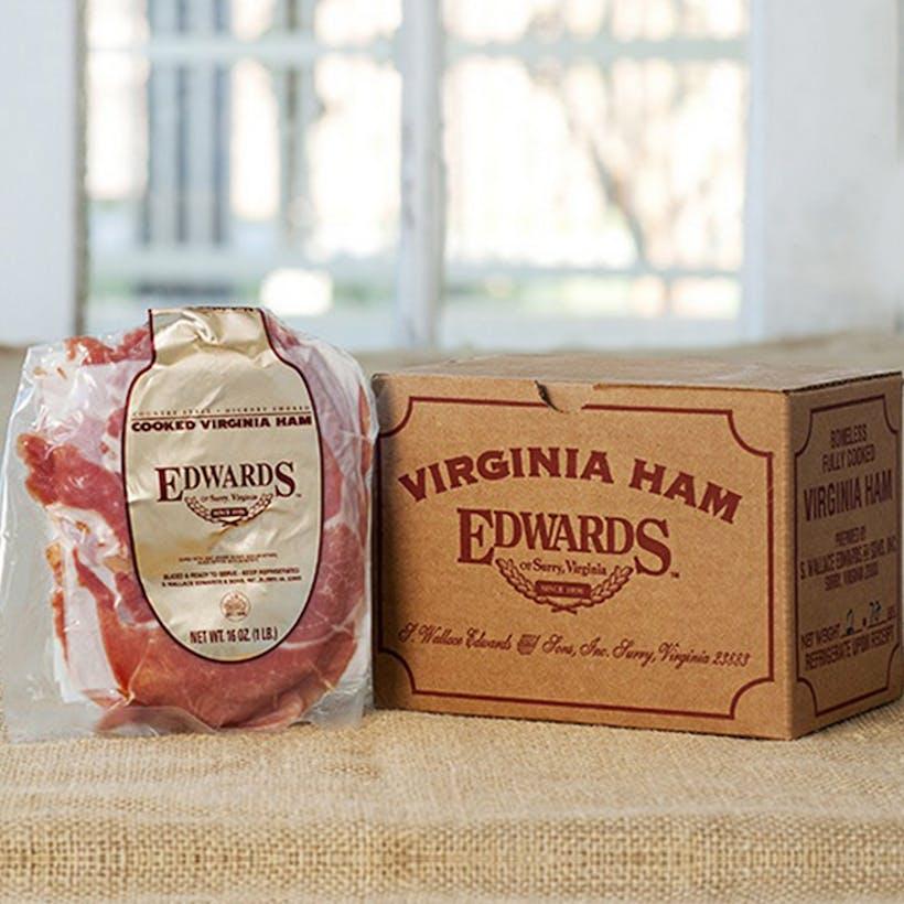 Edwards Sliced Country Ham