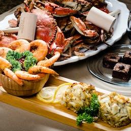Crab Feast Dinner